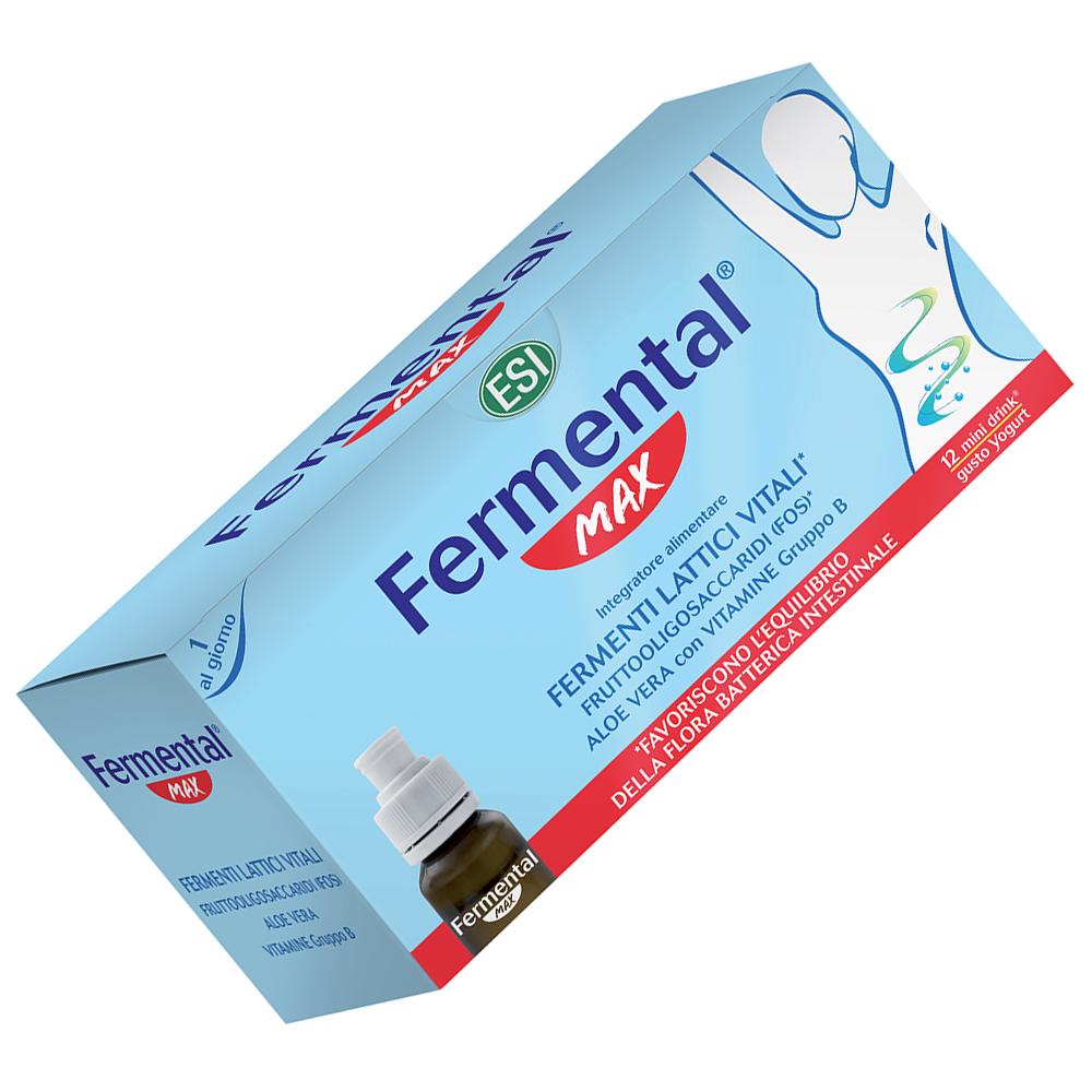 Integratore di fermenti lattici da bere