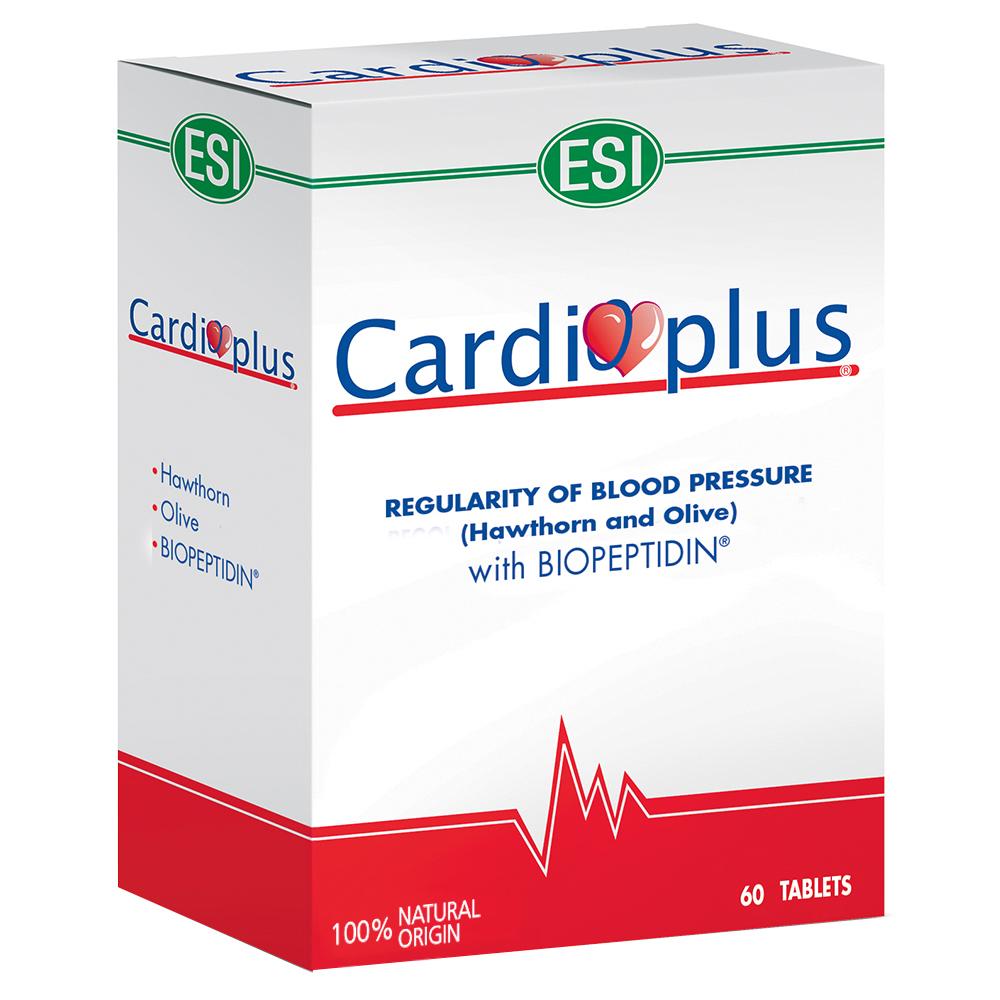 Cardioplus ESI: integratore alimentare per regolare la pressione arteriosa