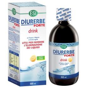 Integratore alimentare da bere diuretico e drenante per i liquidi in eccesso