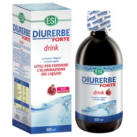 Integratore alimentare diuretico e drenante per eliminare i liquidi in eccesso