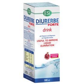Integratore alimentare diuretico e drenante per eliminare i liquidi in eccesso gusto melograno