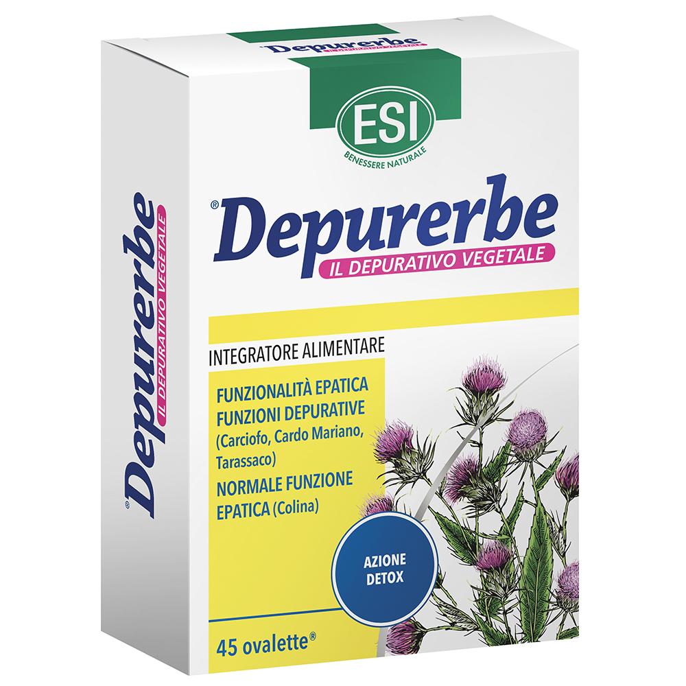 detox fegato integratori