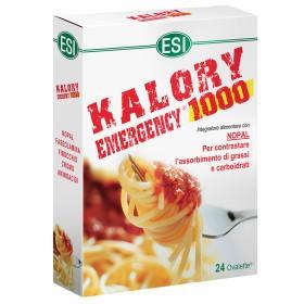 Integratore dietetico per ridurre l'assorbimento delle calorie
