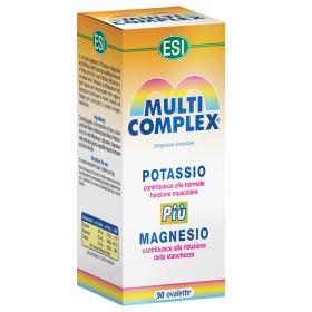 Integratore energetico con Potassio e Magnesio