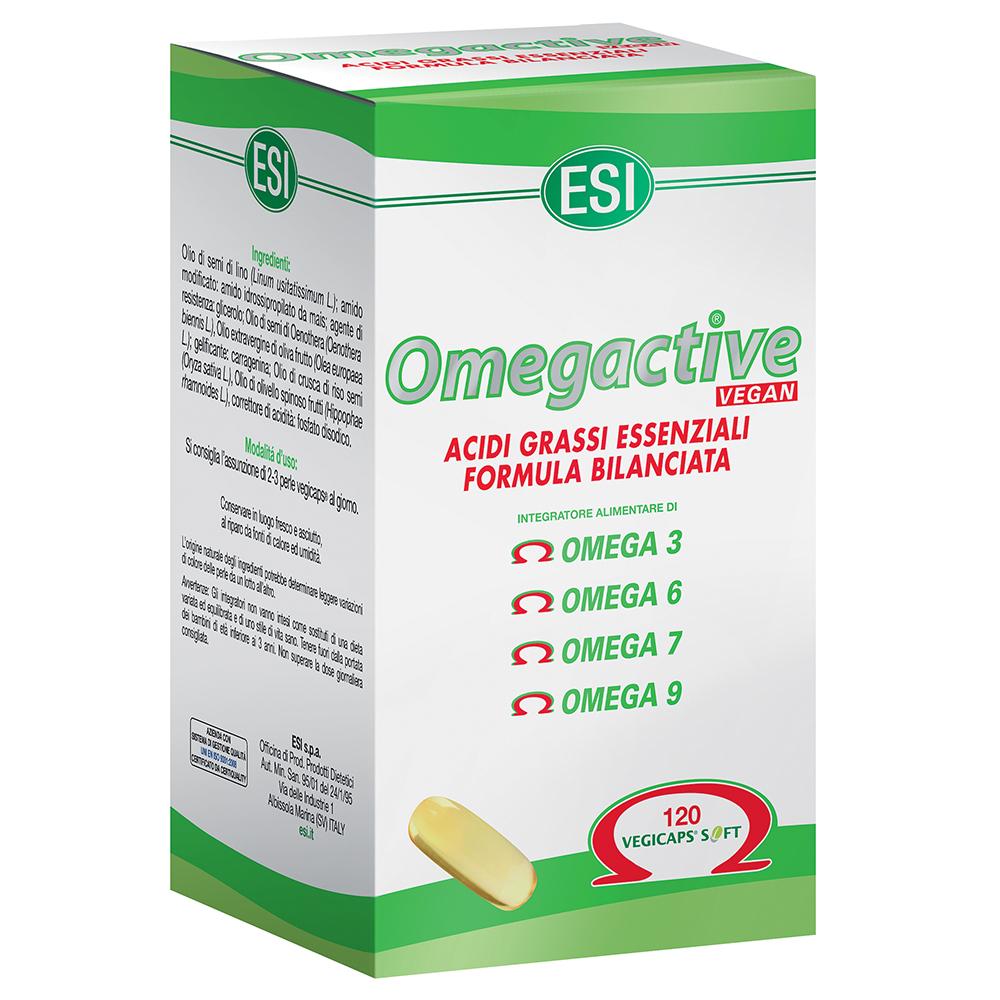 Omegactive Vegan