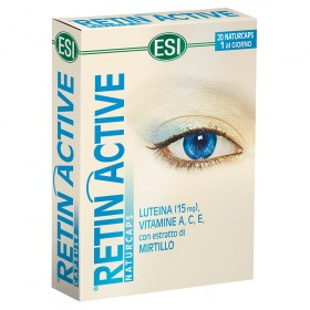 Retin Active integratore naturale per migliorare le condizioni di salute degli occhi e della vista