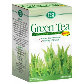 Green Tea ESI 500mg 60 naturcaps