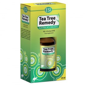Olio essenziale puro di Tea Tree ESI