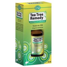 Rimedio naturale Tea Tree Oil ESI