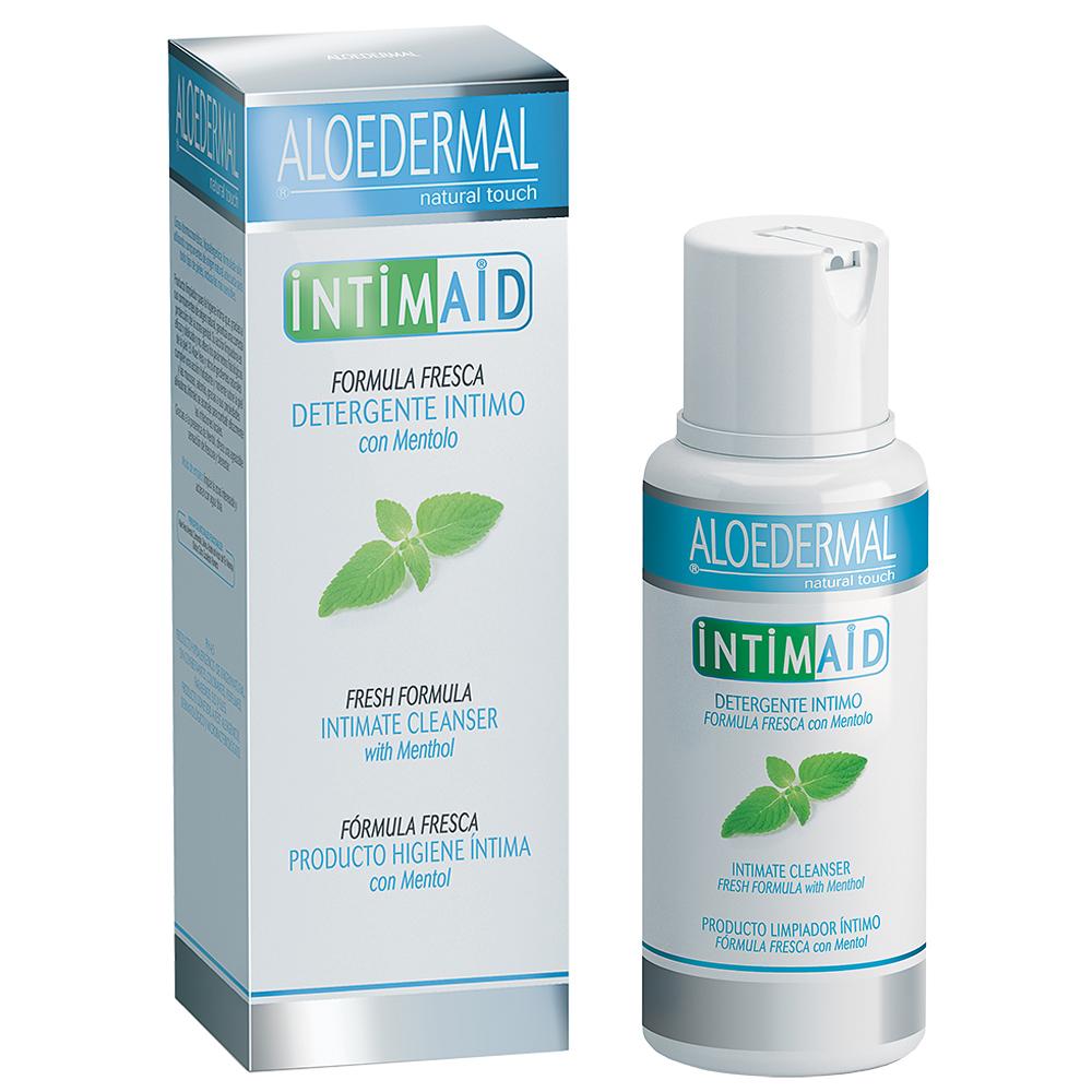 Detergente intimo naturale all'Aloe Vera e Mentolo