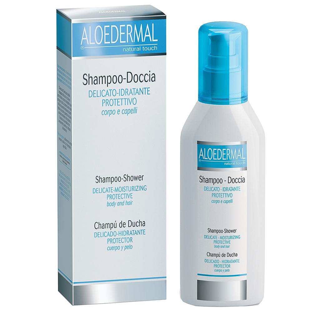 Shampoo Doccia all'Aloe Vera per corpo e capelli