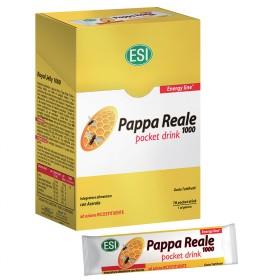 Pappa Reale 1000 è l'integratore alimentare a base di Ferro, Pappa Reale, Polline, Acerola, Mirtillo, con Miele di castagno italiano