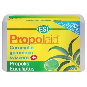 Caramelle balsamiche per la gola con Propoli ed Eucalipto