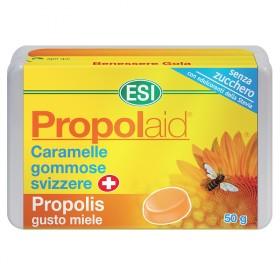 Caramelle per la gola a base di Propoli gusto miele