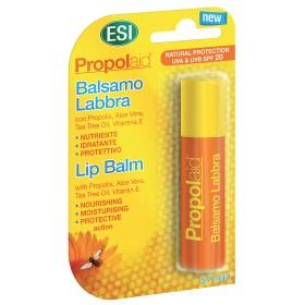 Balsamo per le labbra alla Propoli con protezione solare