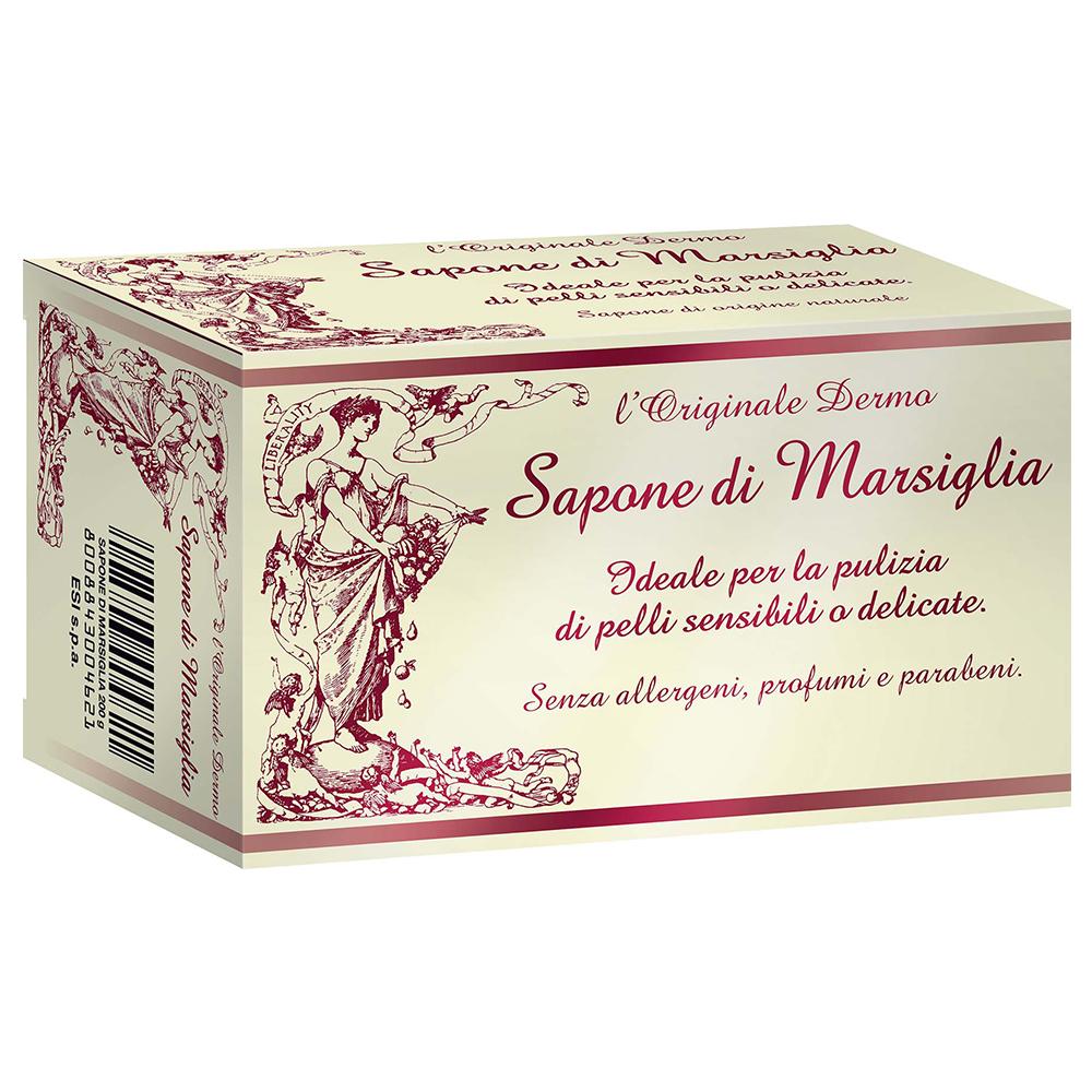 Saponetta di Marsiglia ipoallergenica