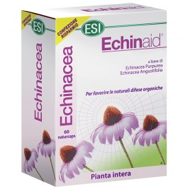 Integratore all'Echinacea per rinforzare le naturali difese immunitarie