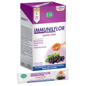 Integratore alimentare pocket per favorire le difese immunitarie
