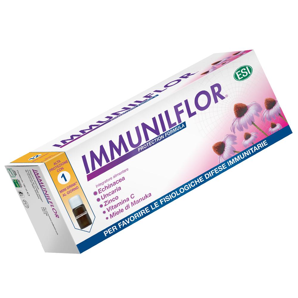Integratore per rinforzare il sistema immunitario