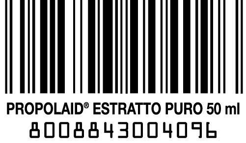 codice a barre propolaid estratto puro