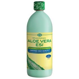 Aloe Vera ESI: puro succo di Aloe vera per stimolare l'attività depurative dell'organismo