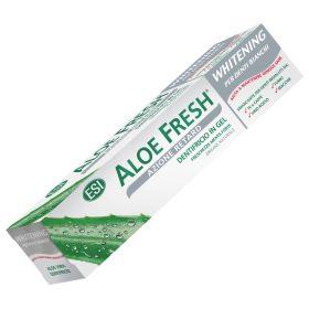 Dentifricio naturale all'Aloe Vera per denti bianchi