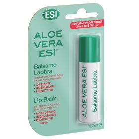Aloe Vera Balsamo Labbra ESI