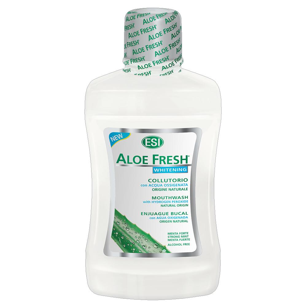 Aloe Fresh ESI Collutorio Whitening